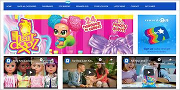 Multistore E-Commerce Platform